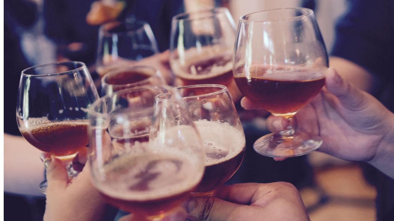 The Gender Drinking Gap Is Closing