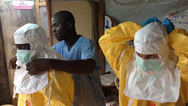 Ebola related image