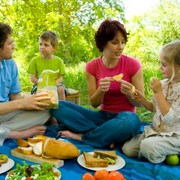 have your picnic without food poisoning on the side