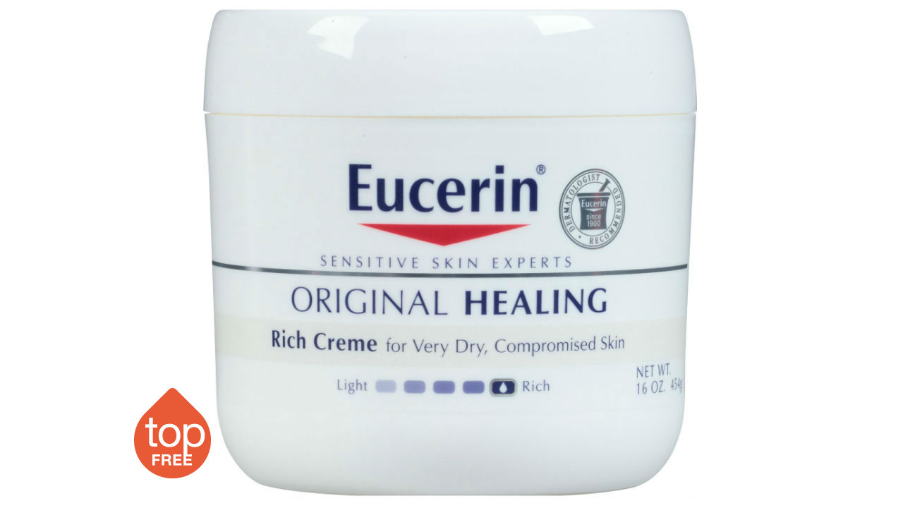 eucerin original healing rich cream