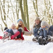 snow activities for family fun