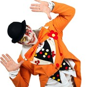 fear of clowns no laughing matter for many children