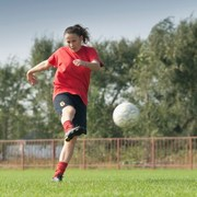 concussions in female athletes often are not recognized