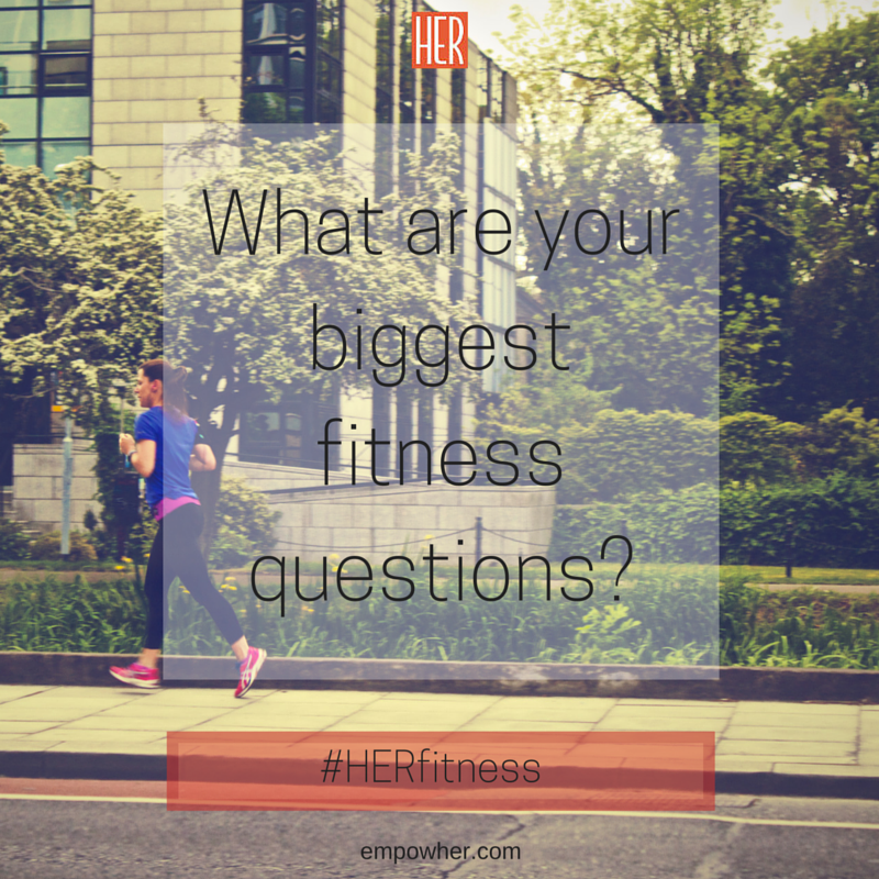 fitness questions