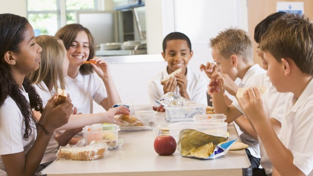 Managing Children's Food Allergies at School