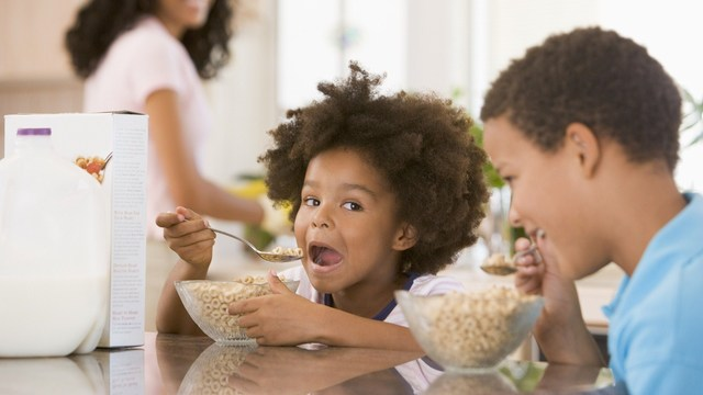 These Fortified Children's Foods Over-fortified, EWG Says