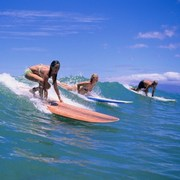 get the right equipment for freedom on a surfboard