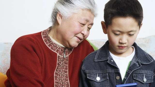 grandparents raising their grandchildren face challenges