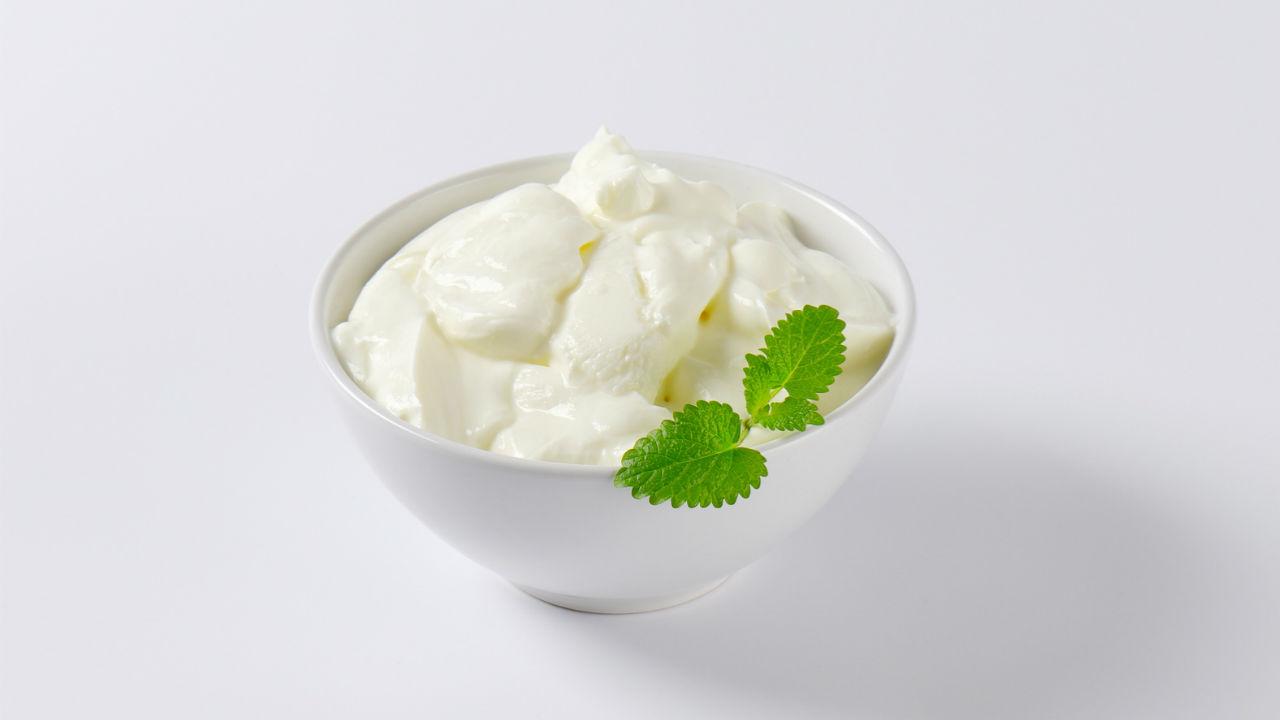 Green Greek Yogurt Smoothie