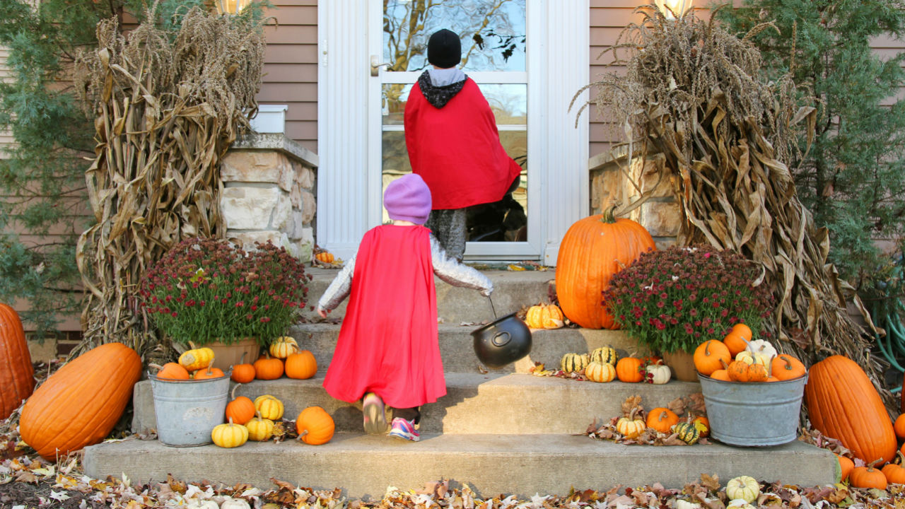 Make Halloween a Safe Adventure for Your Kids