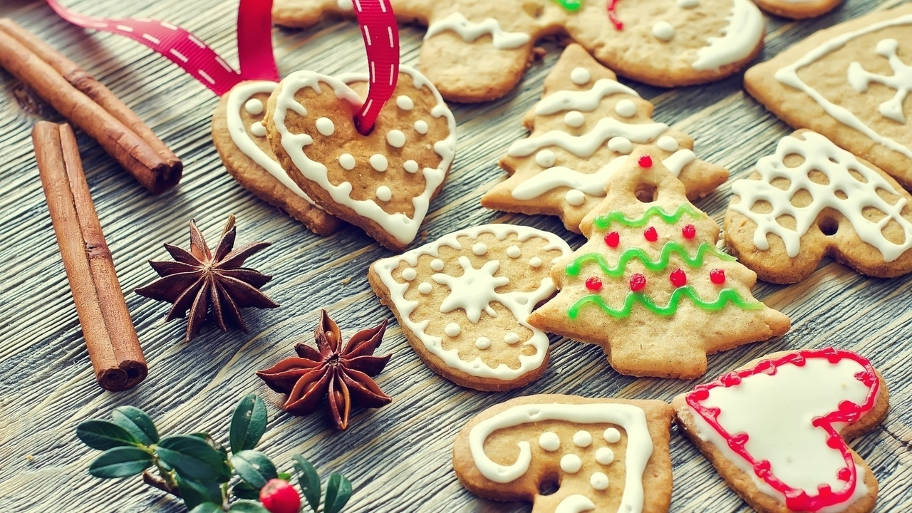 Holiday Cookie Recipes With Something for Every Taste