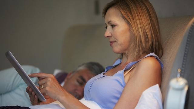 Hot Flashes Impact Sleep, Mood and Quality of Life: 2 Theories