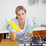 skin problems may result from household items