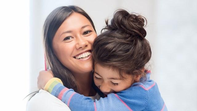 did you hug your kids today?