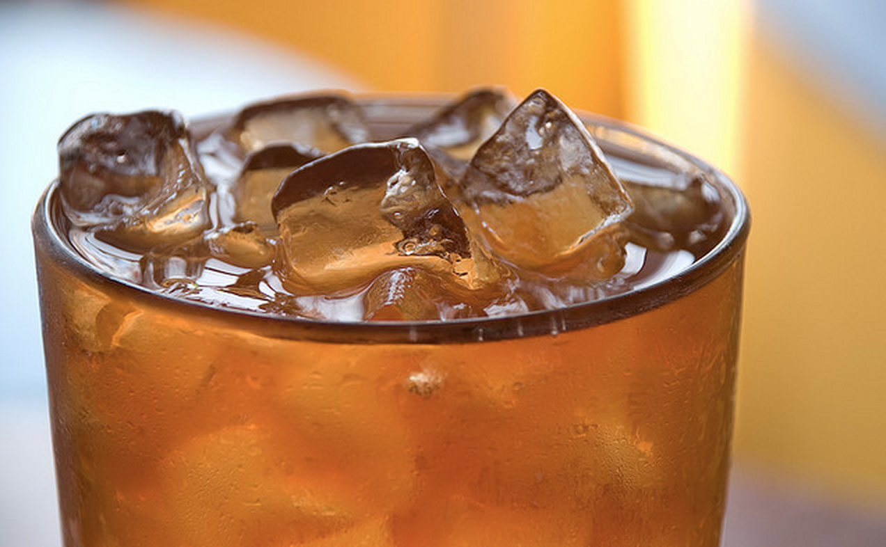 Iced Teas With Health Benefits