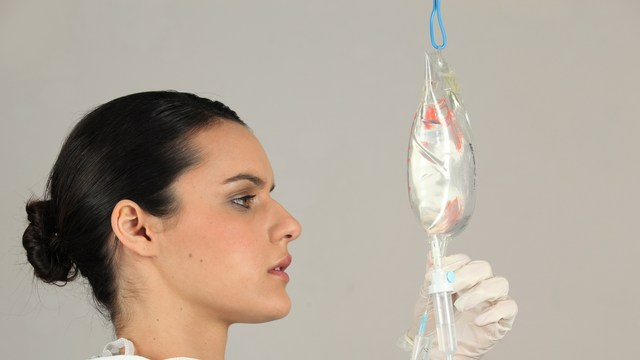 IV Vitamin Therapy: Health Fad or Treatment for Illness?