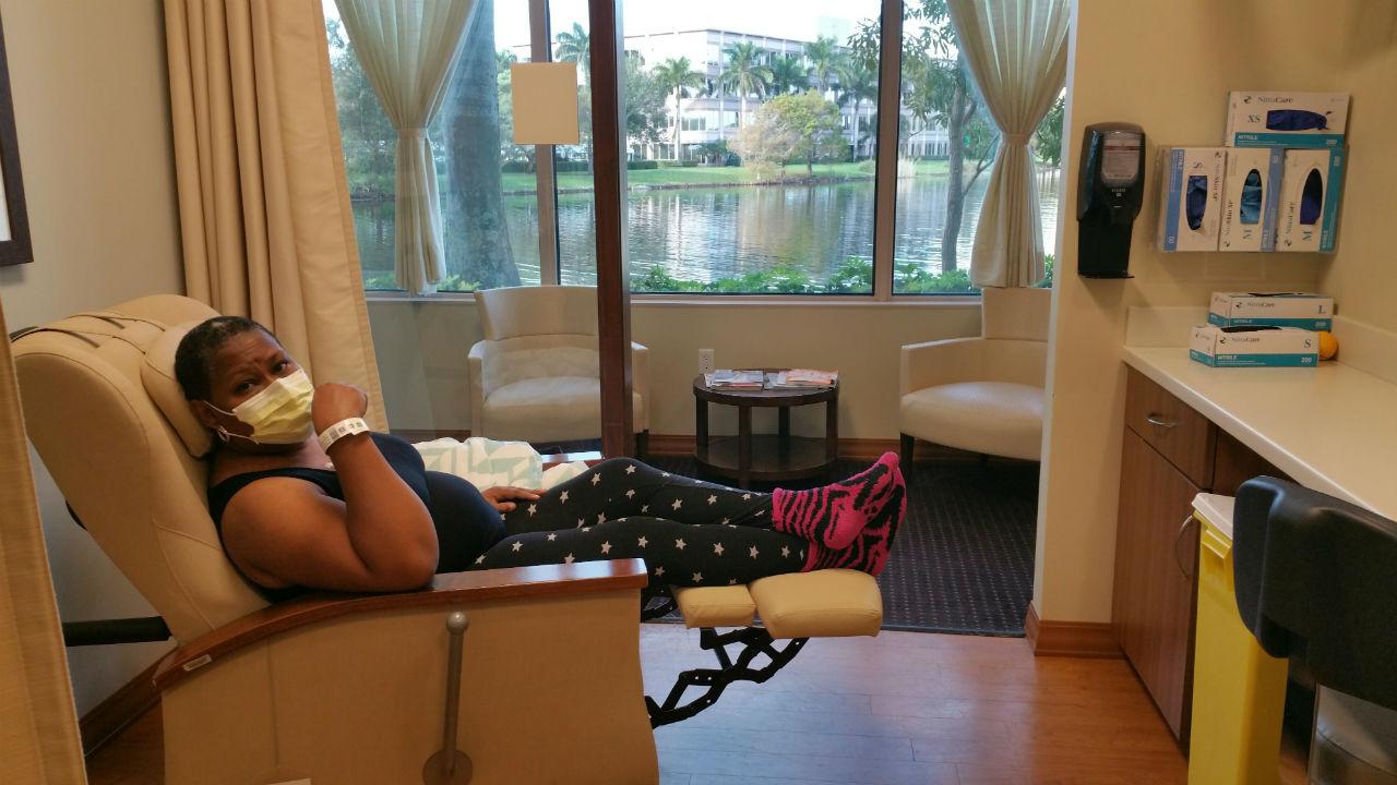 Jewel Figueras ovarian cancer