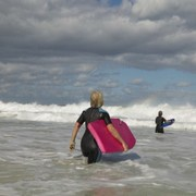 be safe with a wetsuit between you and the water