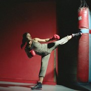 mental health can benefit from kickboxing and boxing
