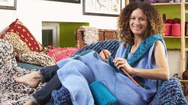 Why Knitting is So Good for Your Health