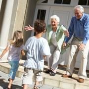grandchildren and grandparents a magical combination