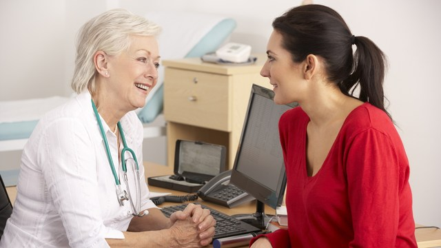 continue the conversation with your doctor on menopause and sex