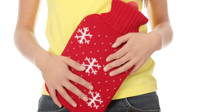 your monthly pelvic pain might be mittelschmerz