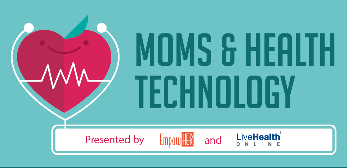 Inforgraphic: Moms and health technology