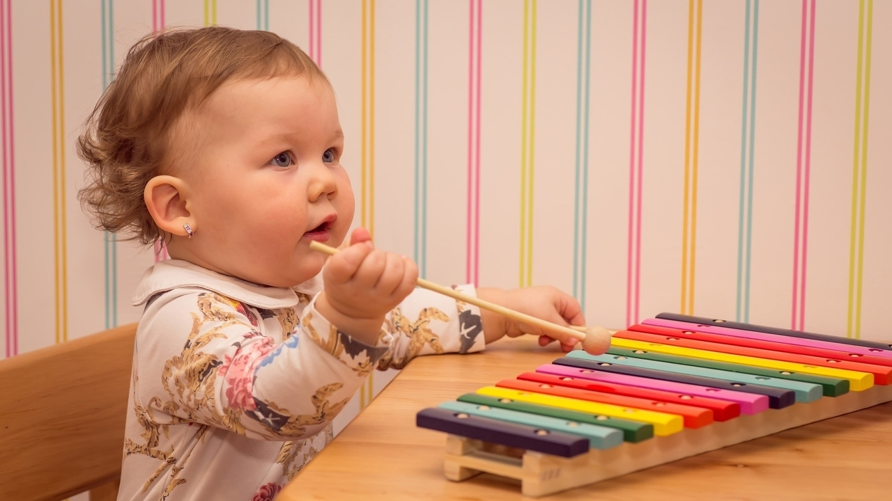 Musical Rhythms Can Help Your Baby's Brain