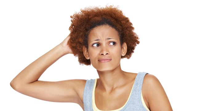 is dandruff worse after oil treatment?