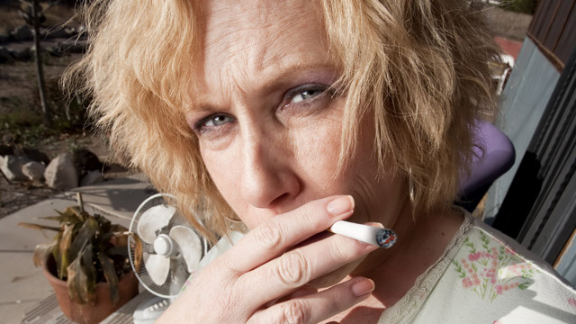 if you're a smoker you may reach menopause earlier