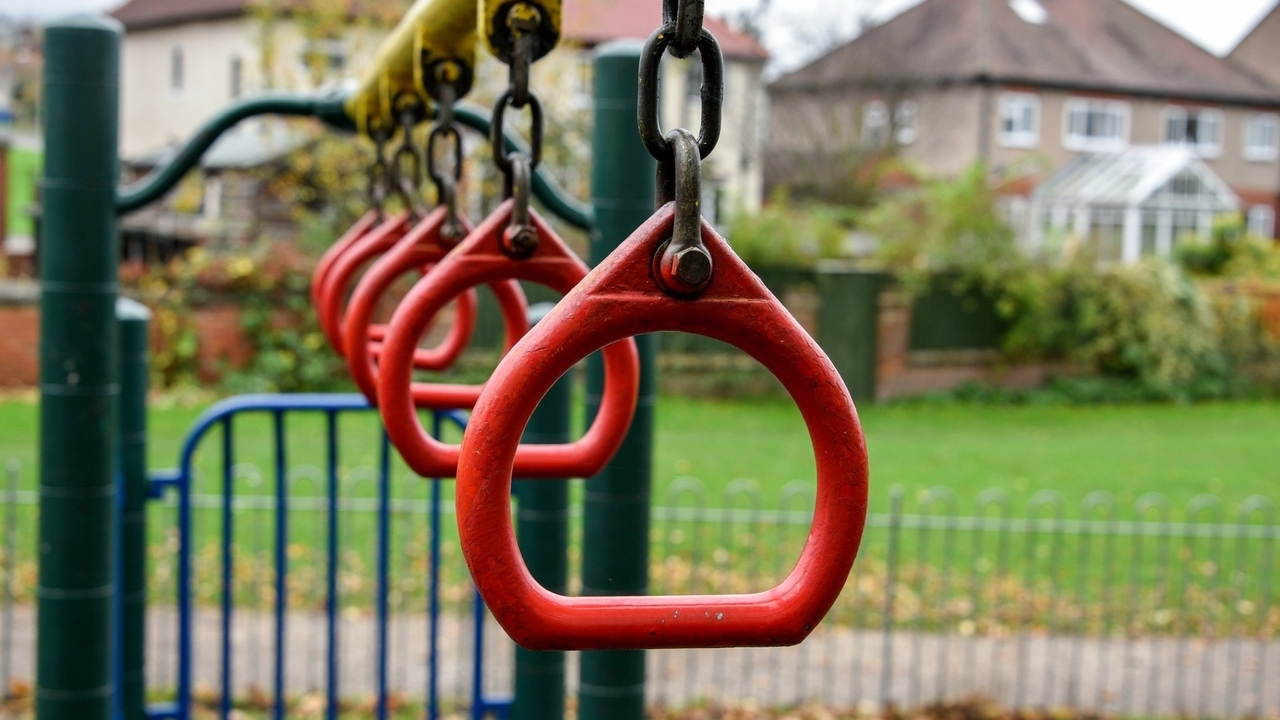 Playground Concussions Have Increased in Recent Years