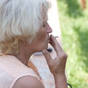 postmenopausal women who smoked lose more teeth