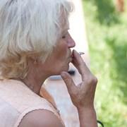 postmenopausal women who smoked lose more teeth