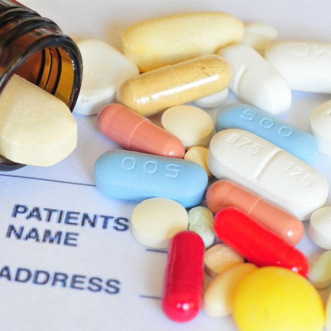 Prescription Drugs Info A-Z
