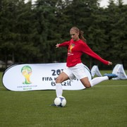 Preventing Sports Injuries With Alex Morgan and Bert Mandelbaum, M.D.
