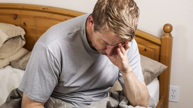 prostate cancer risk is higher for men who can't sleep