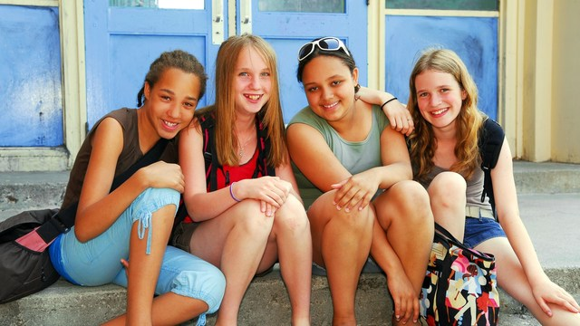 5 things we can do to raise teen girls' self-esteem