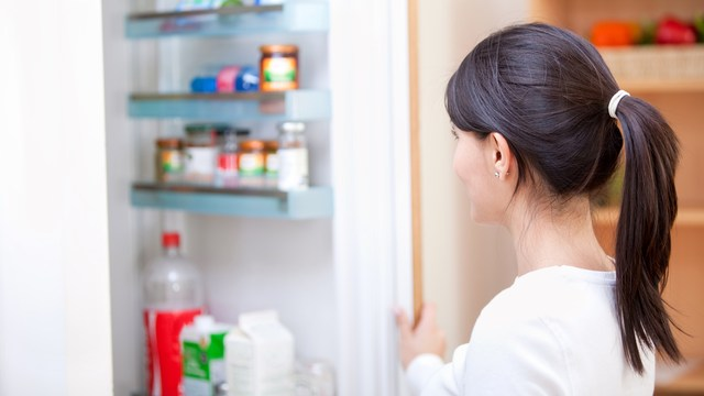 reduce arthritis discomfort by starting at your refrigerator
