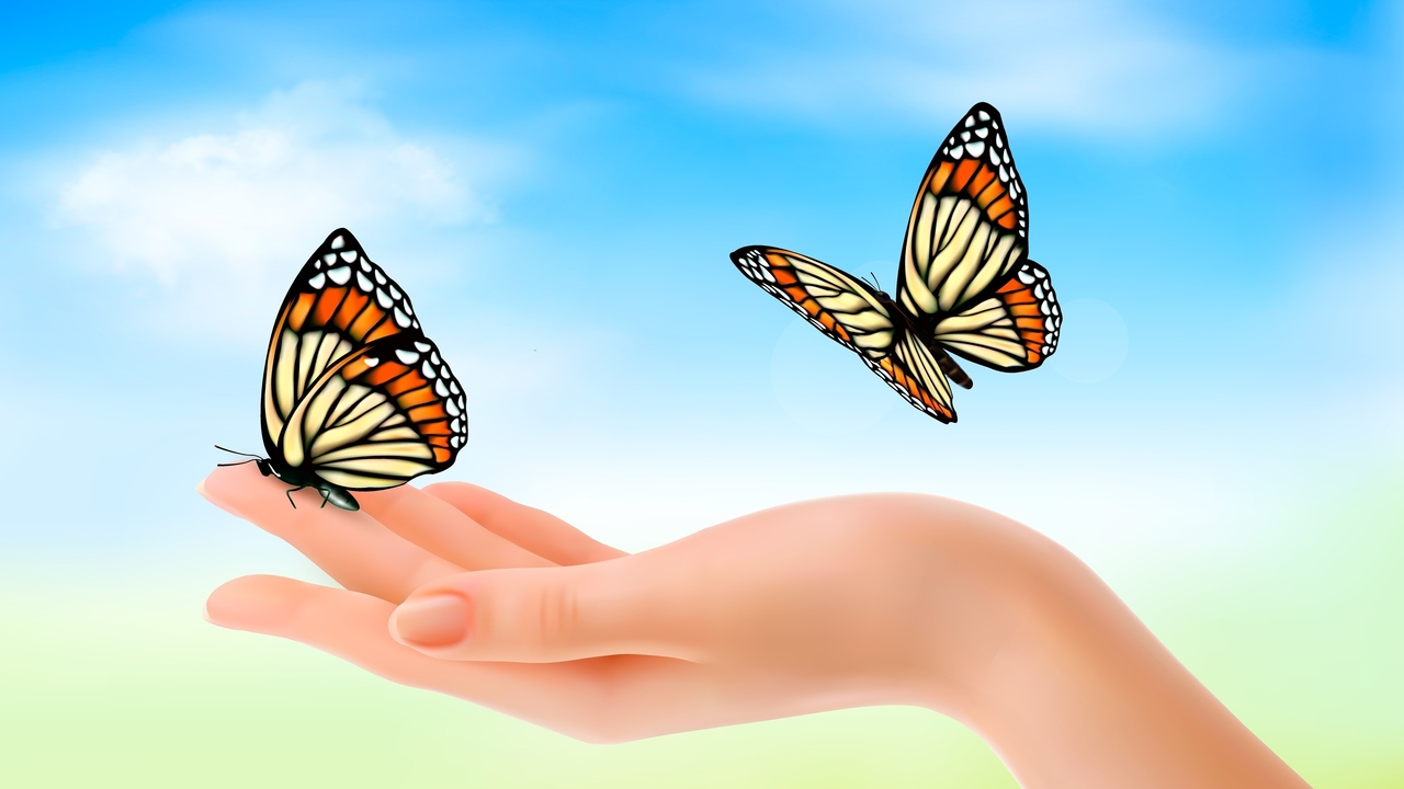 Stop Ruminating and Start Chasing Butterflies for Mental Health