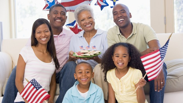 parenting tips for July Fourth safety