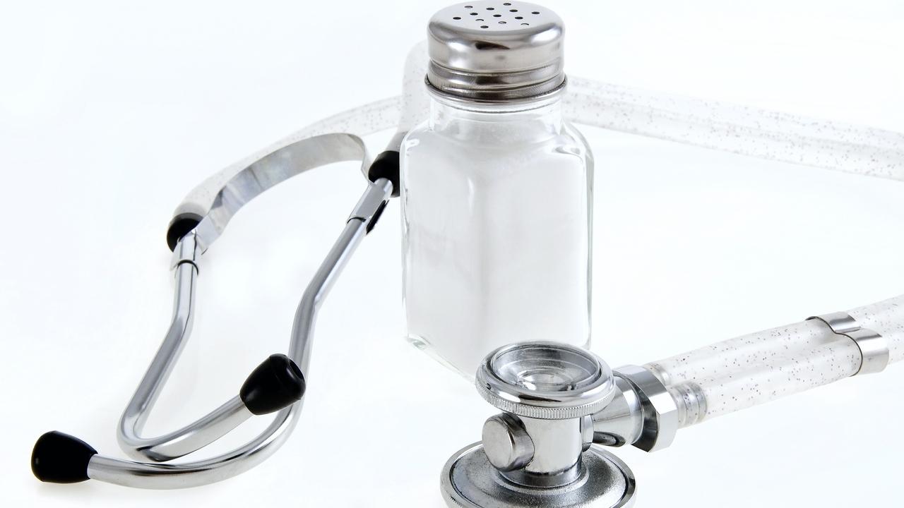 Does Salt Cause High Blood Pressure?
