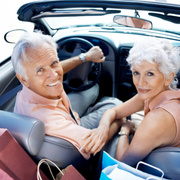 conquering seniors hit the road