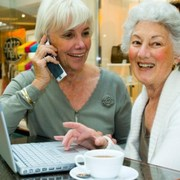 seniors are finding love and companionship with online dating