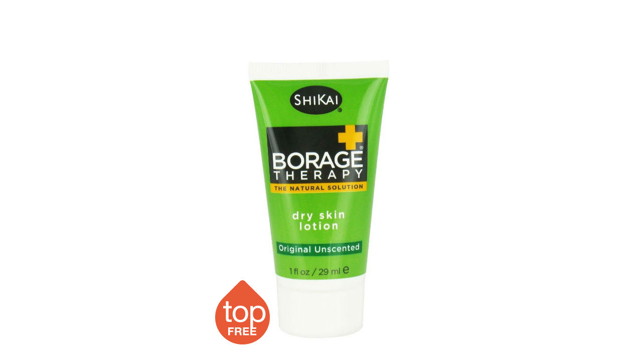 shikai borage therapy dry skin lotion