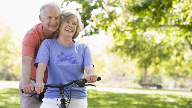 staying active as you age reaps benefits