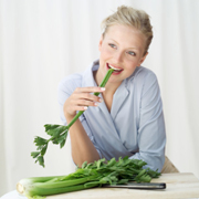Celery contains apigenin which may fight cancer