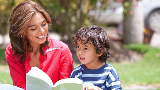 How Stories Can Teach Our Kids Appropriate Behavior