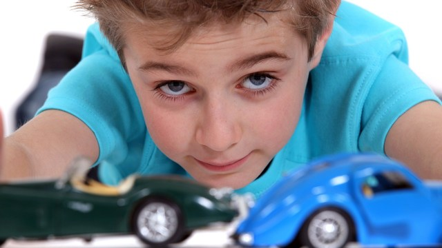 study finds a connection between childhood cancer and car exhaust