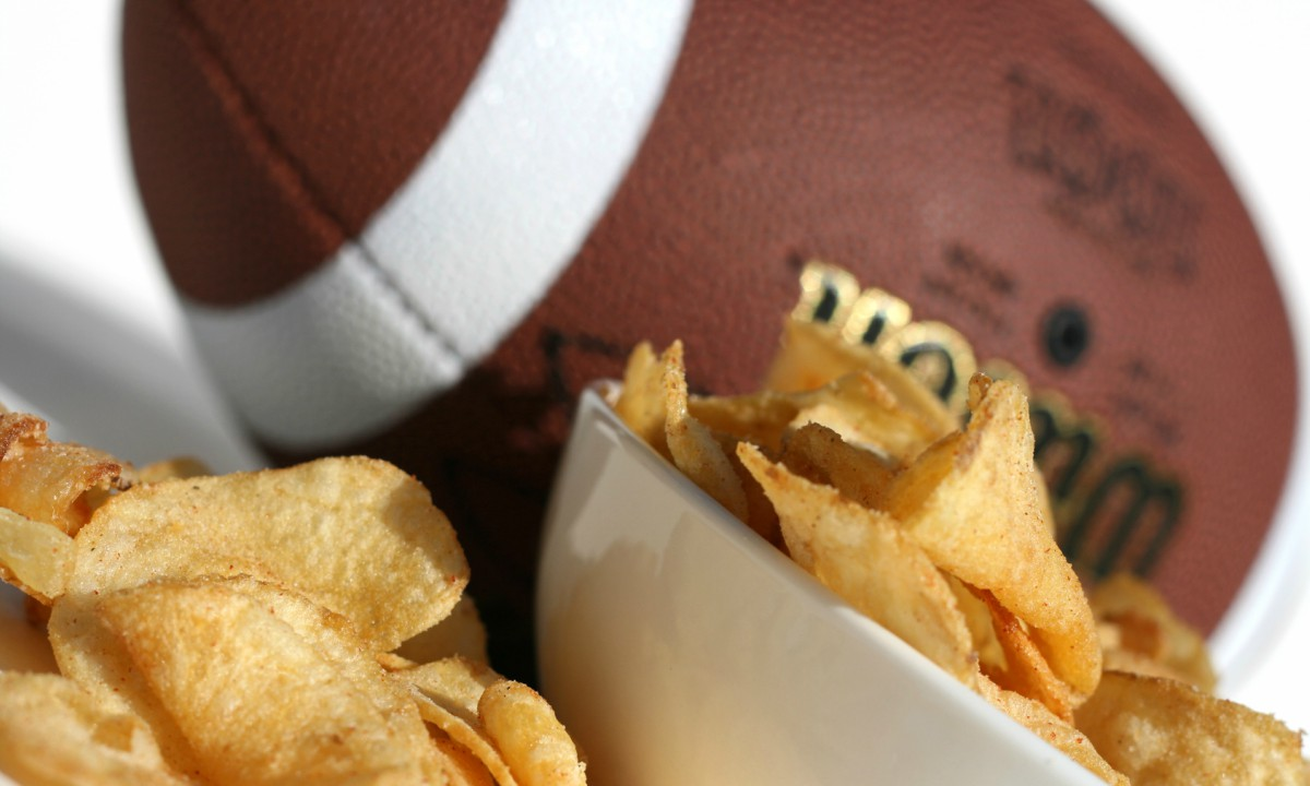 Healthy tips for Super Bowl